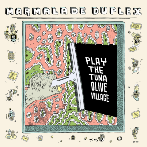 Marmalade Duplex Play the Tuna Olive Grove