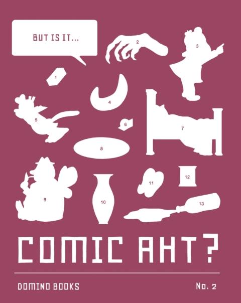 But is it… Comic Aht? #2