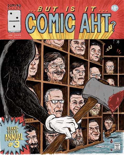 But is it… Comic Aht? #3
