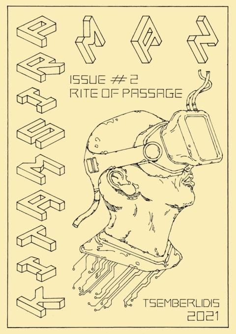 Prismatic Man #2